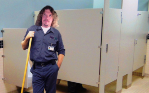 BOB THE JANITOR