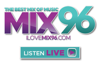 I Love Mix 96 Logo